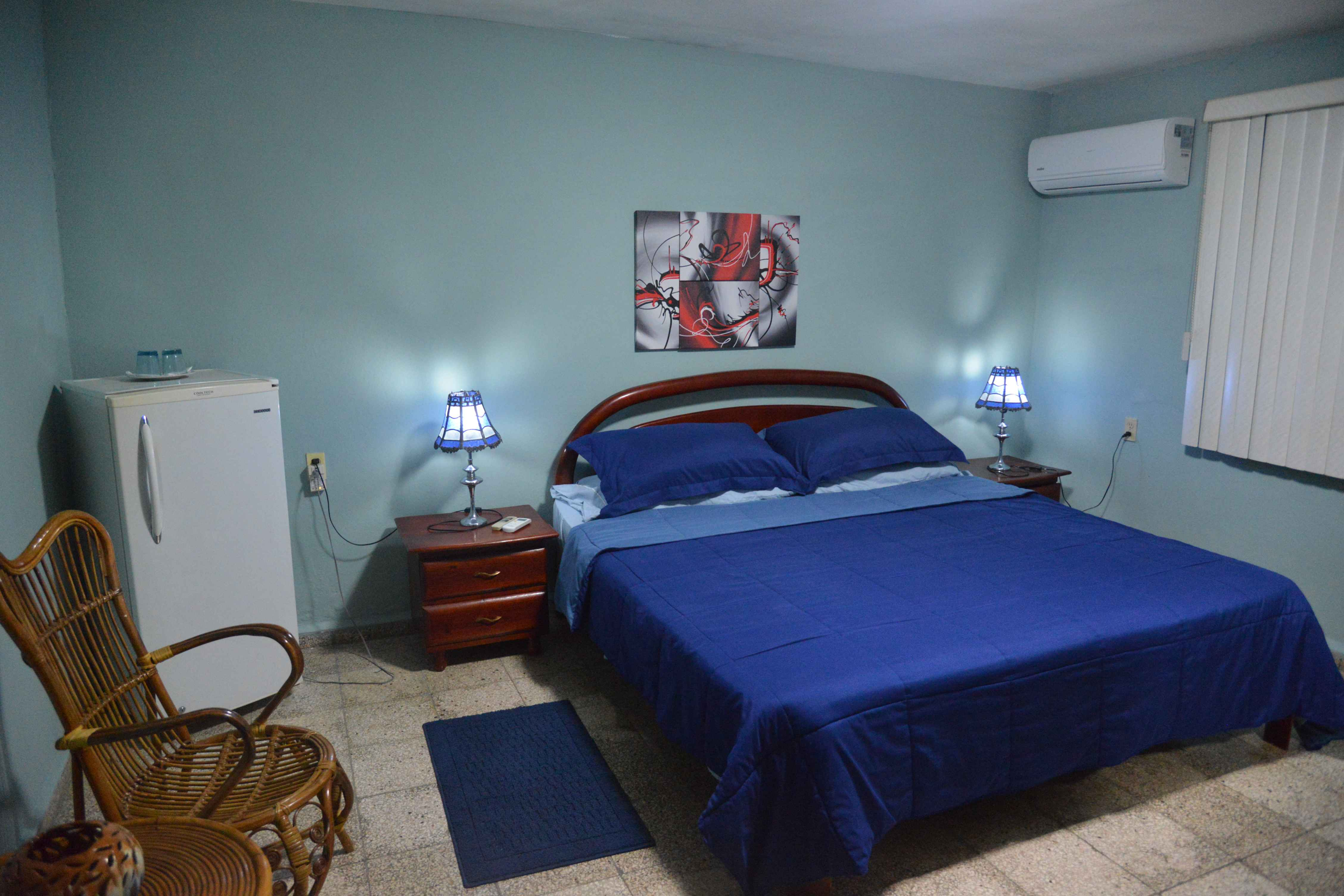 CAM003 – Room 2 Triple bedroom with private bathroom