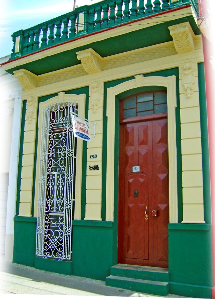 CIE003 - Hostal Colonial Isabel y Pepe