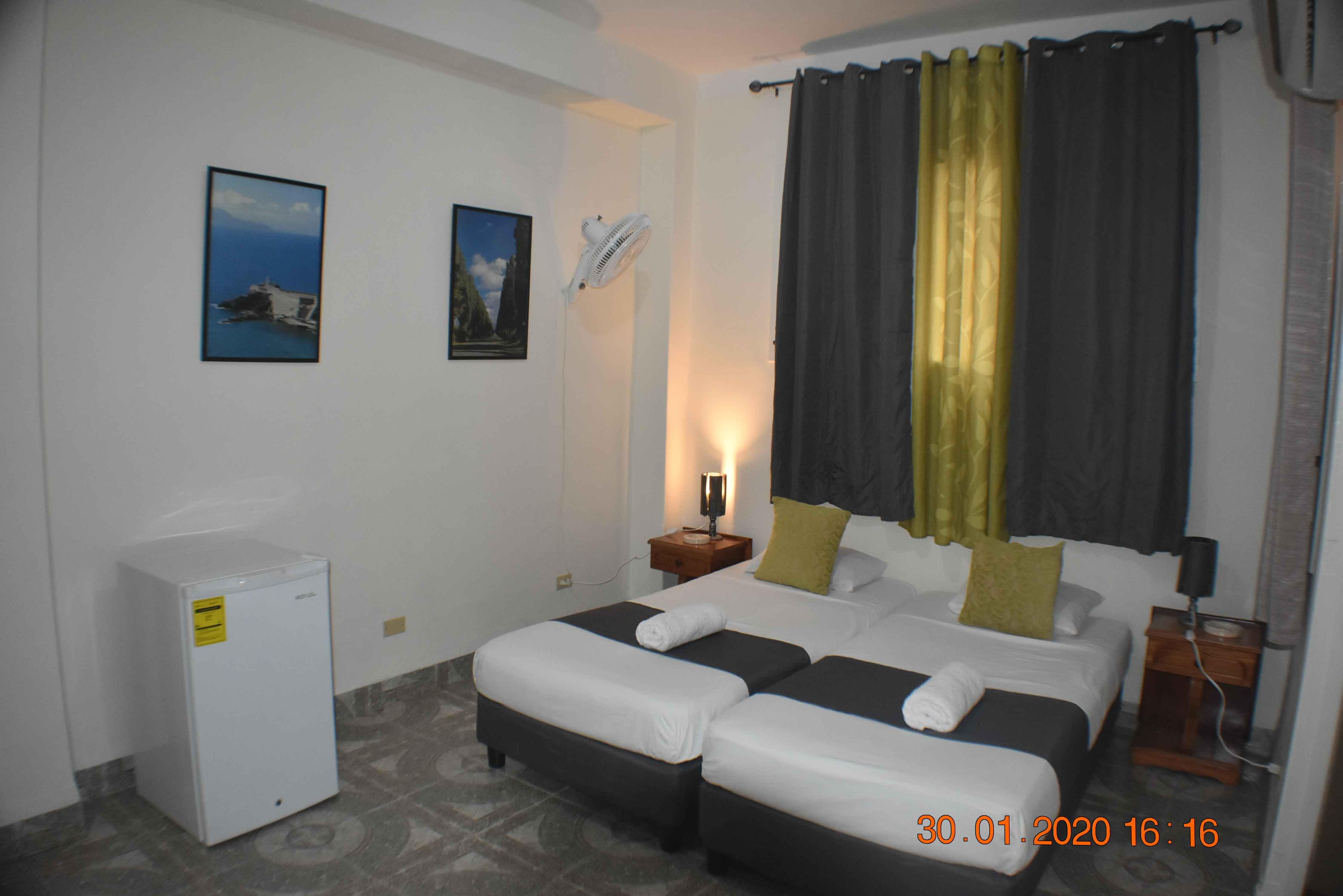 HAV205 – Room 2 Triple room with private bathroom