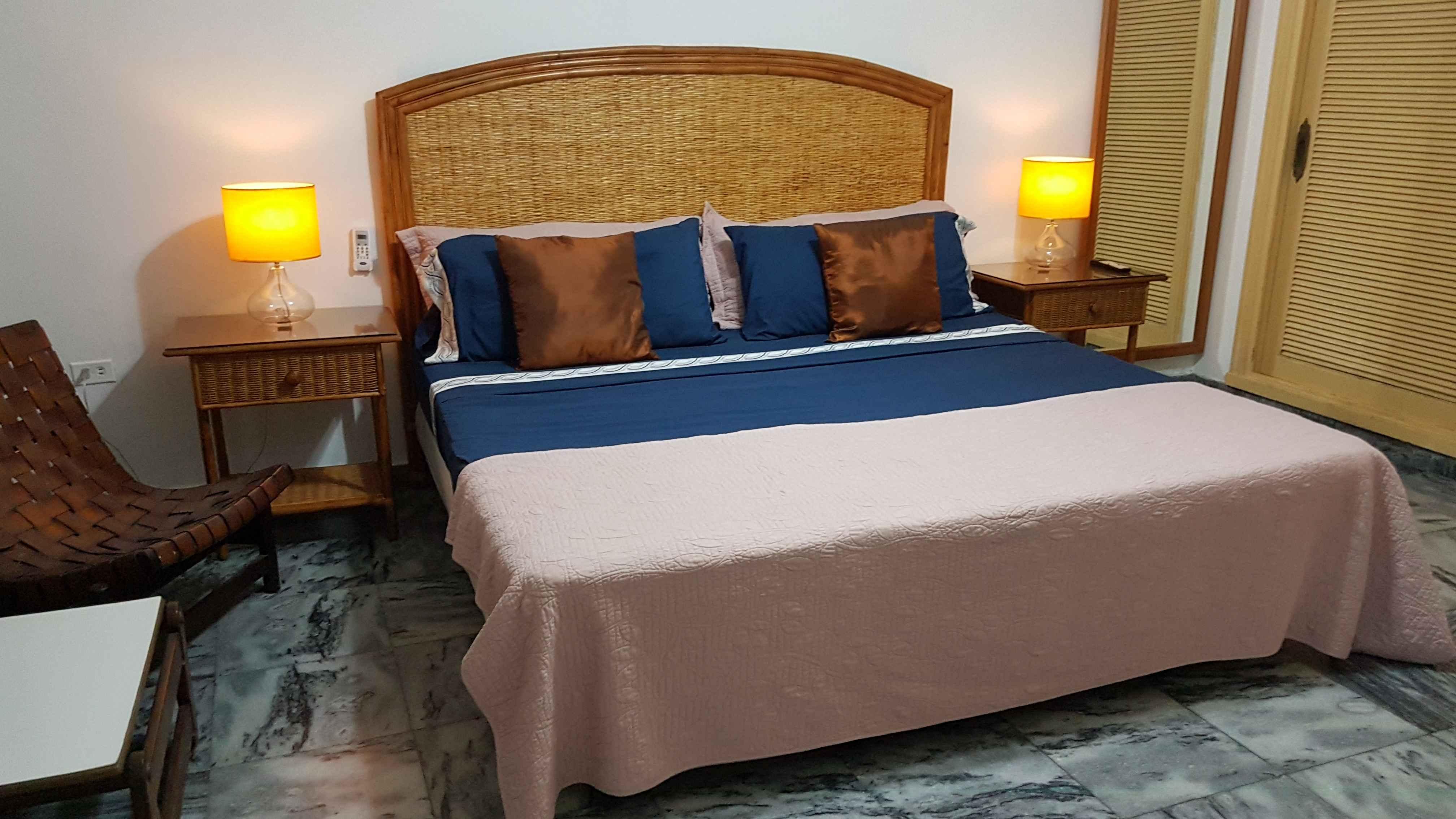 HAV406 – Room 3 Double room with shared bathroom