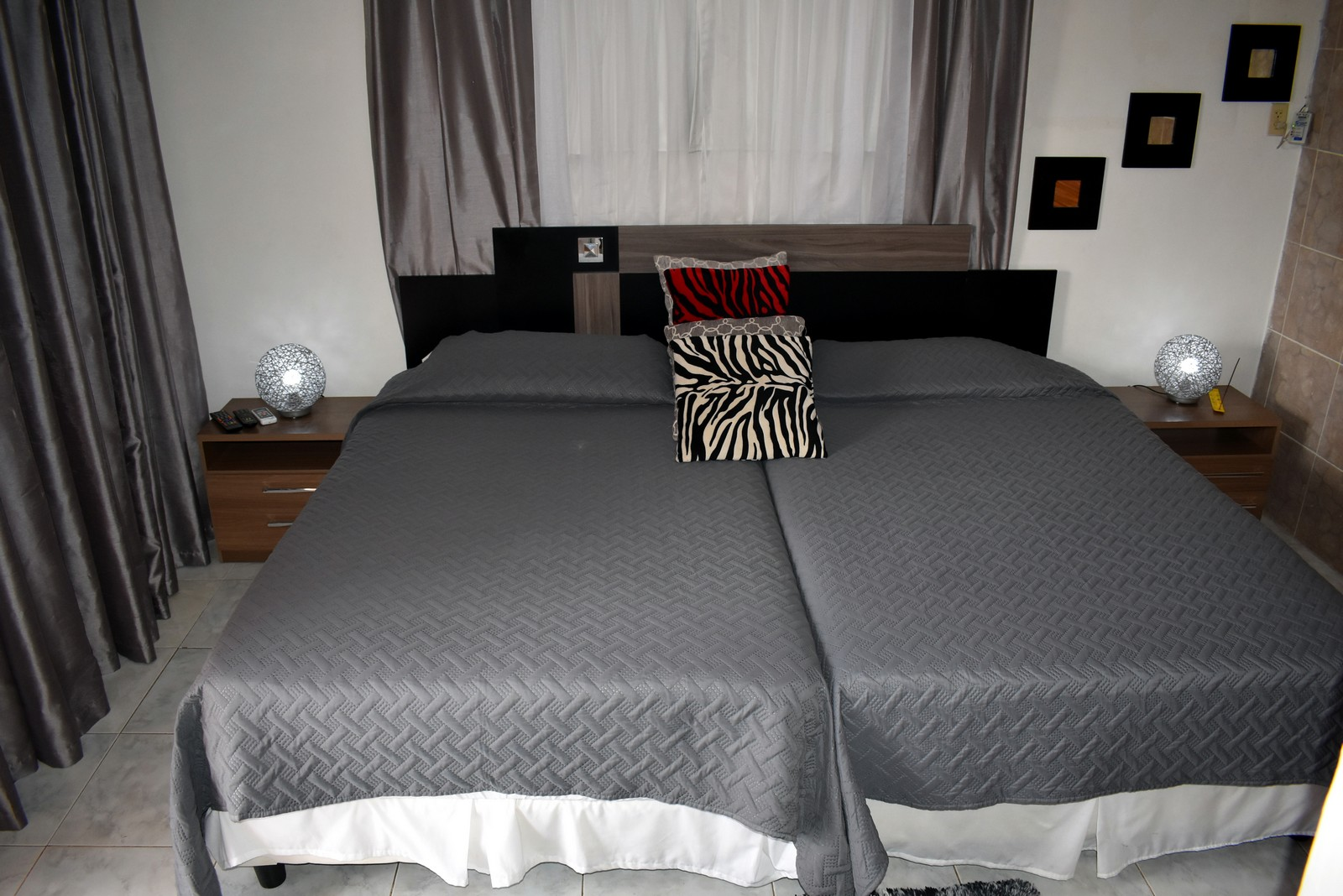 HAV901 - Room 2 Double room with shared bathroom