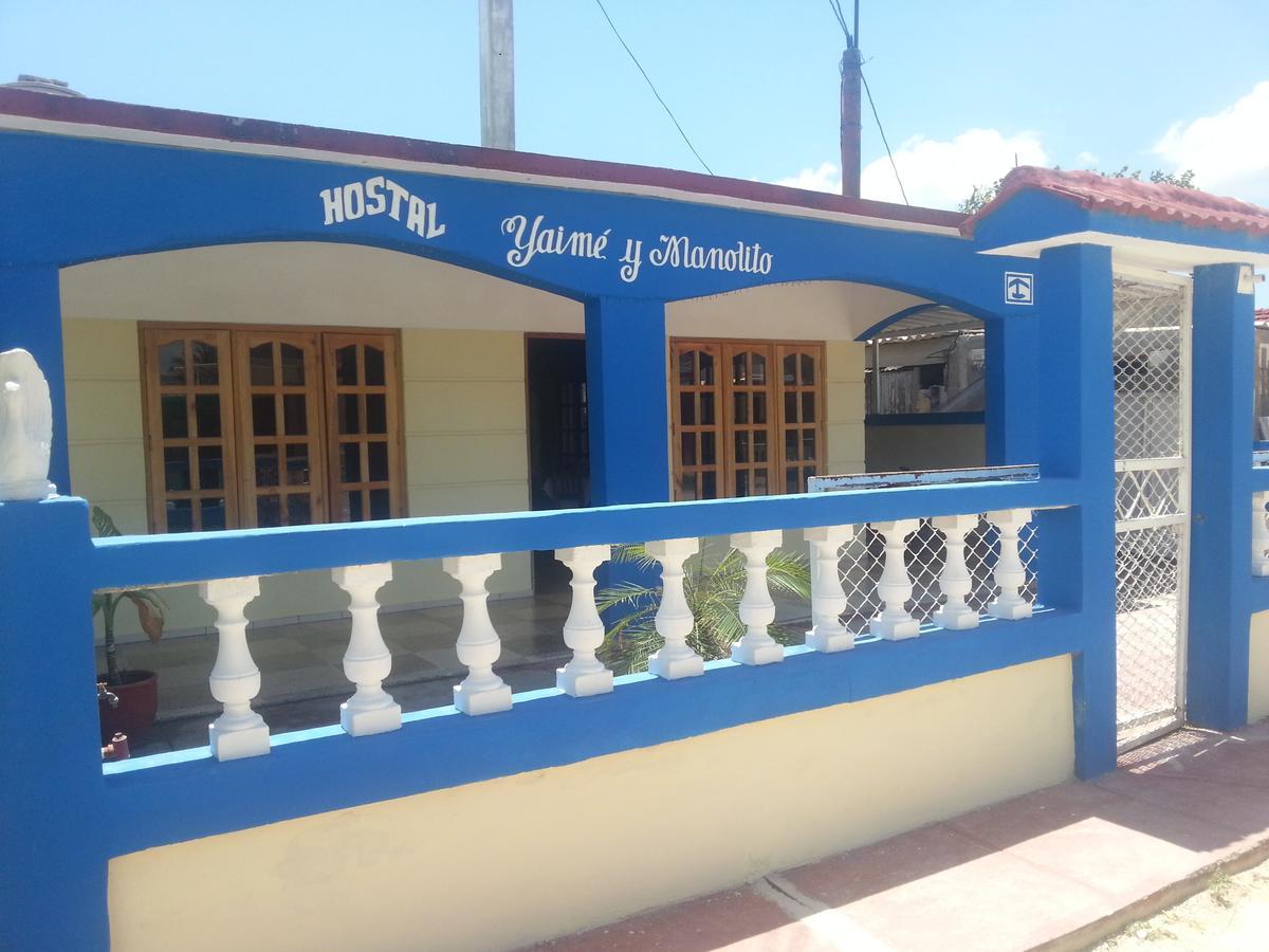 PYL005 - Hostal Yaime y Manolito