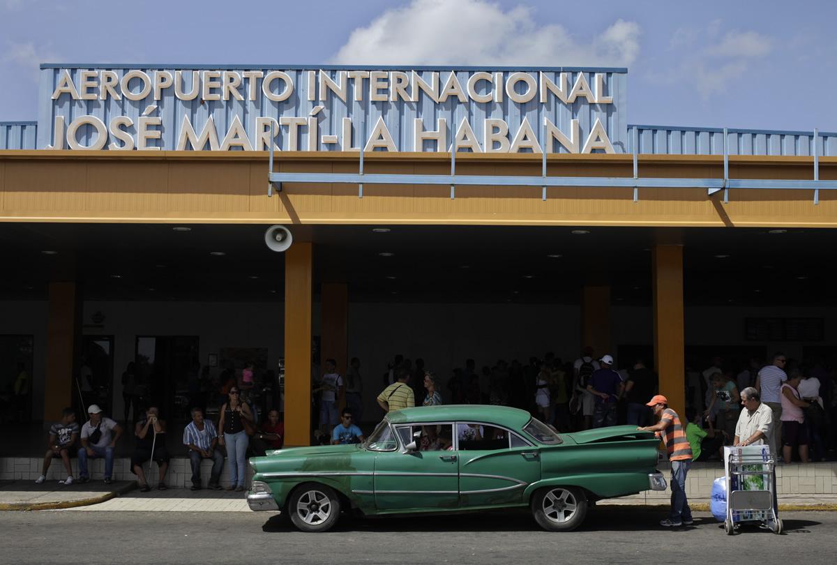 Havana Airport to Playas del Este