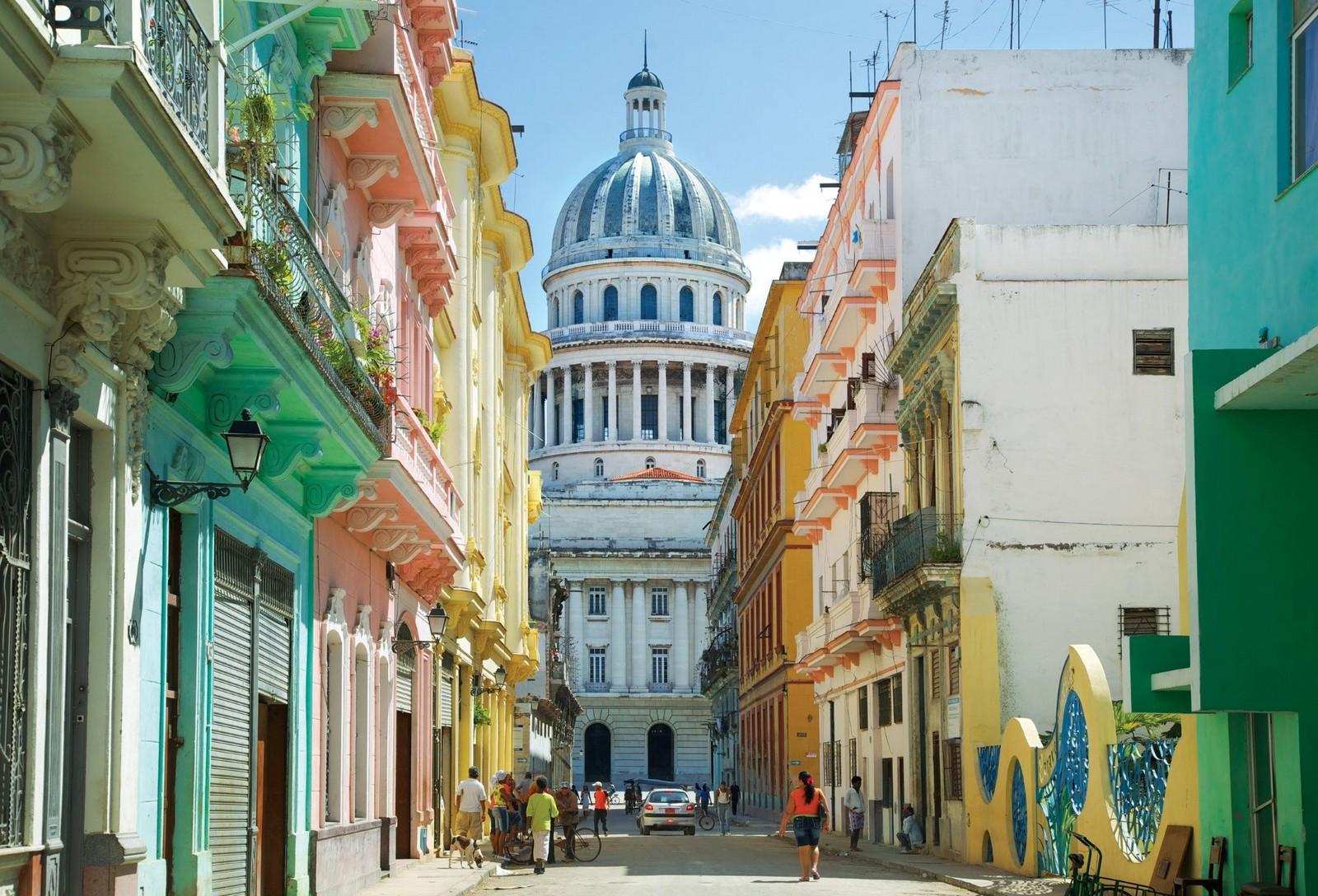 Havana Vieja y Centro