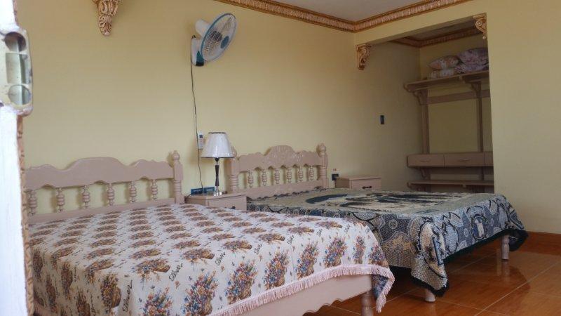 PNR003 – Room 3 Quadruple room with private bathroom