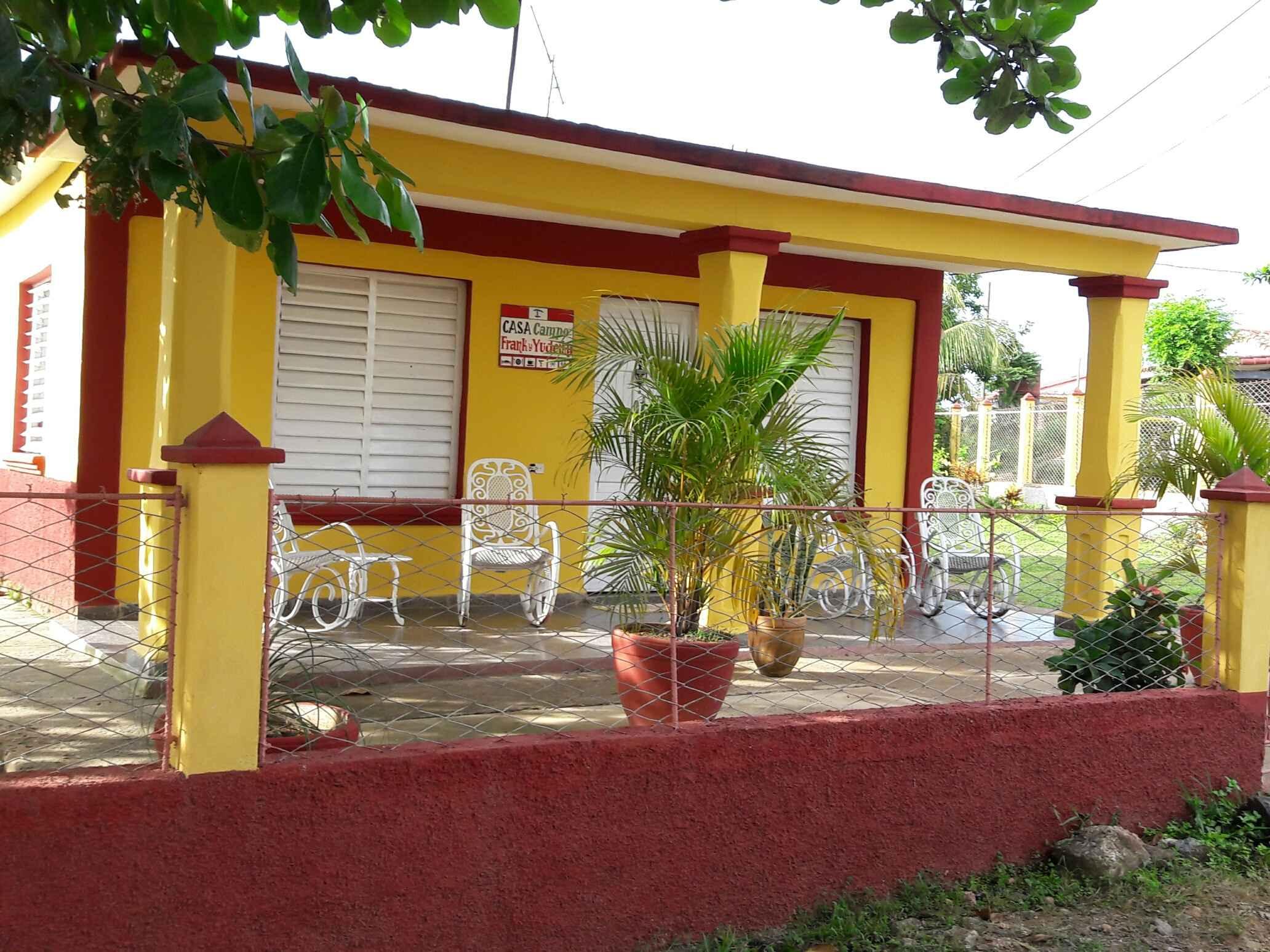 VIN001 - Casa Campo Frank y Yudeiky