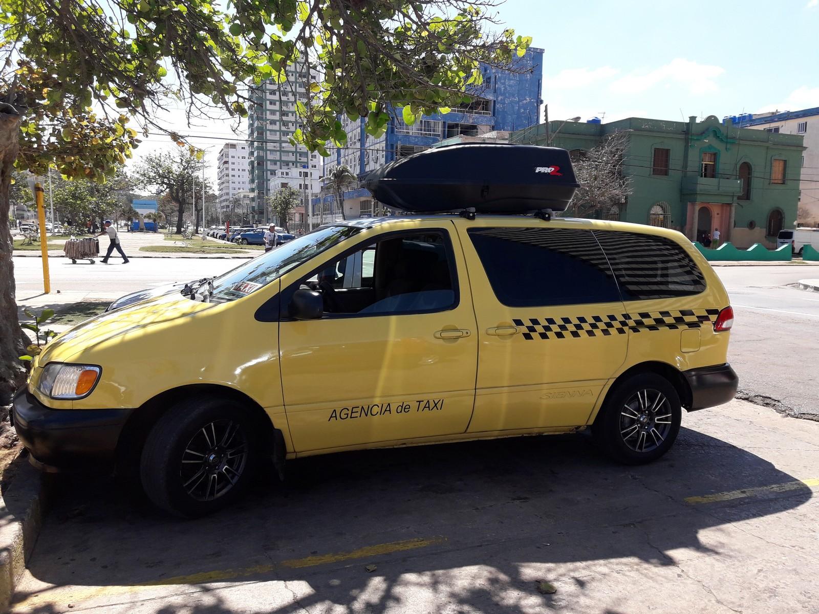 Collective Taxi Transfer