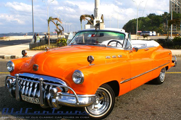 la Habana - Classic car tour