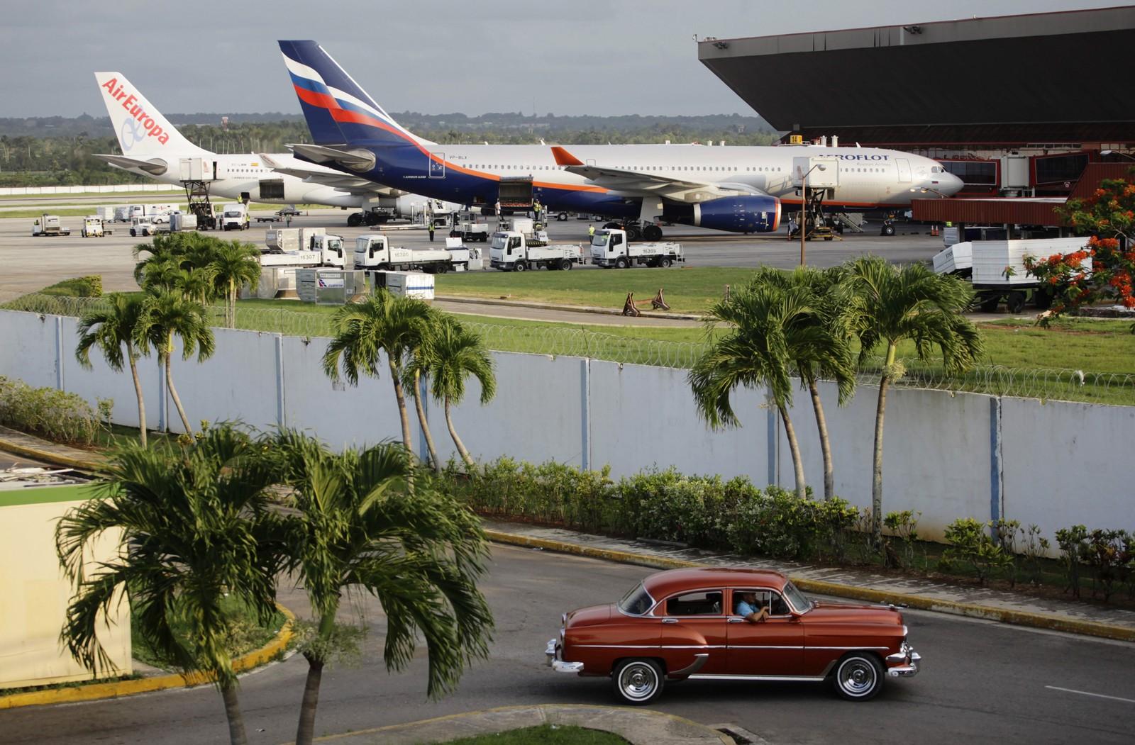 Havana Airport to downtown